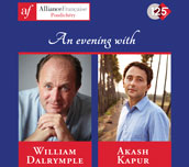 An evening with Akash Kapur at Alliance Française