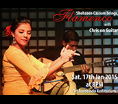 Flamenco with Shehzeen and Chris