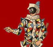 The Mirror and The Mask – Commedia dell'arte workshop