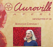 news from Auroville Papers