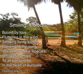 Smiling Colors by Celestine