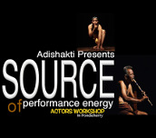 Source Of Performance Energy workshops
