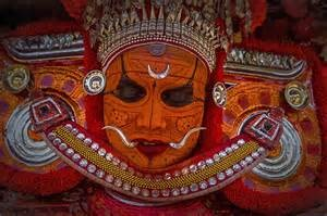 Therukoothu and Theyyam