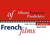 French films at Alliance Française