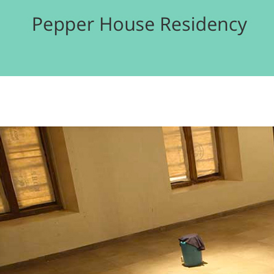 Pepper House Residency