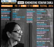 Remembering Veenapani – a month-long weekend festival