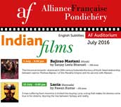 Indian films @ Alliance Française