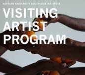Visiting Artists Program of Harvard University South Asia