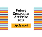 Call for applications: Future Generation Art Prize