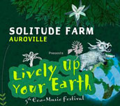Lively Up Your Earth festival