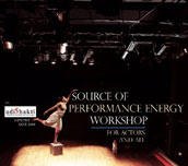 Source of Performance Energy workshop