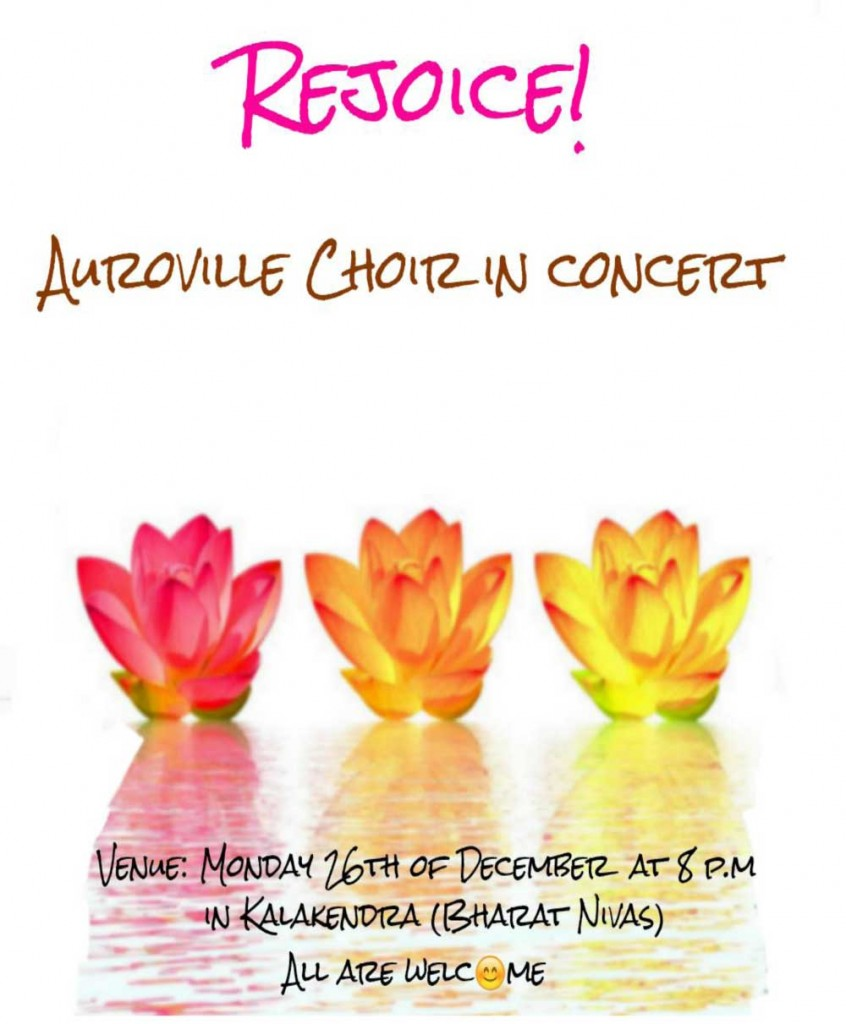 auroville-choir