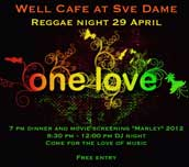 Reggae Night