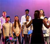 Video: Youth Choir in Concert