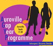 Coming soon, a gap-year programme for the youth of Auroville… made in Auroville, by Auroville, for Auroville!