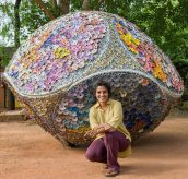 One with the Earth – Auroville Ceramic Artist's featured in 'The Hindu'