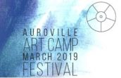 Auroville Art Camp ~ Artists selected from Auroville