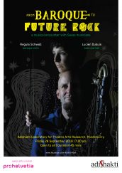 """""""From Baroque to Future Rock – A musical encounter  with Swiss Musicians"""""""