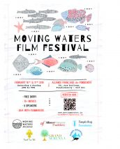 Moving Waters Film Festival, Pondicherry 2019