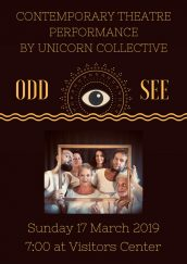 Odd-eye-see Contemporary theatre performance