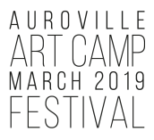 Claire and Herve to tell us about the idea behind the first Auroville Art Camp!