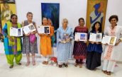 Women artists paint a holistic picture of life – The Hindu