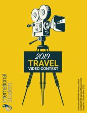 International student 2019 travel video contest