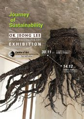 Ok's Upcycling exhibition