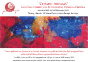 Cosmic Dreams – Exhibition By Hufreesh at Pitanga