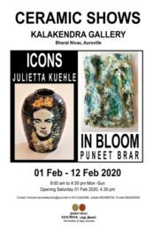 Icons / In Bloom – Ceramic Shows