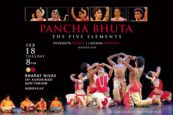 Pancha Bhuta performance at Bharat Nivas