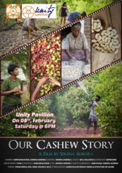 Our Cashew Story: A film by Serena Aurora