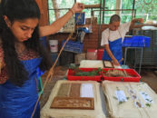 Paper Making Workshops