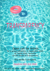 Transparency – collective exhibition