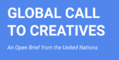 United Nations issues global call to creatives to help spread the word on the coronavirus