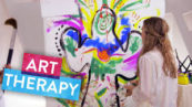 5 Stress-relieving activities recommended by art therapists