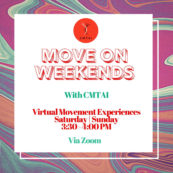 Virtual movement sessions CMTAI