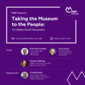 Taking the museum to the people!