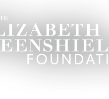 Applications are now open for the Elizabeth Greenshields Foundation 2020 grants program.